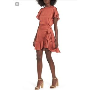ASTR the label - nwt Marsa dress